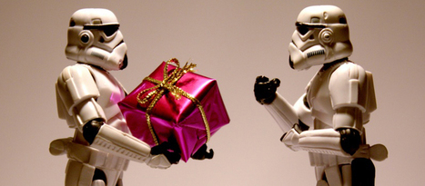 Searching for a New Hope in Lead Generation? Take it from Star Wars Stormtroopers | Event Marketing | Scoop.it