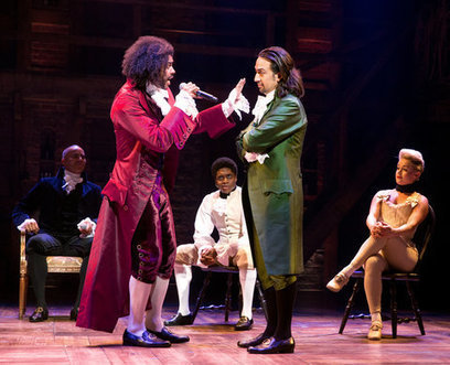 The Ten-Dollar Founding Father Without a Father: Teaching and Learning With 'Hamilton' | Living Story | Scoop.it