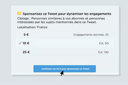 Quick promote, un nouvel outil de Twitter pour aider les TPE-PME à atteindre leur cible rapidement | Social Media - ES | Scoop.it