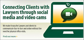 LawyerCams: Find Lawyers using Video Calls for Meetings at LawyerCams | Lawyers and Social Media Marketing | Scoop.it