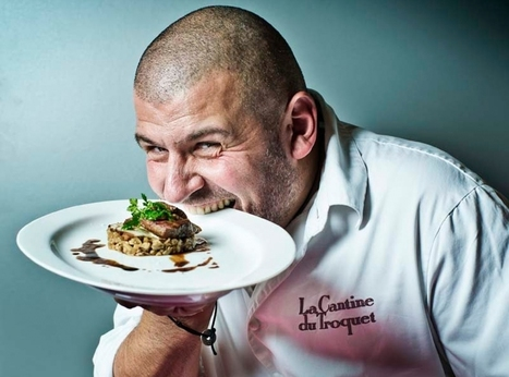 La cuisine de bistrot de Christian Etchebest - France Inter | Gastronomie Française 2.0 | Scoop.it