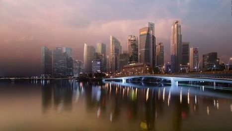 Australian filmmaker captures Singapore's changes over 3 years | Mr Tony's Geography Stuff | Scoop.it