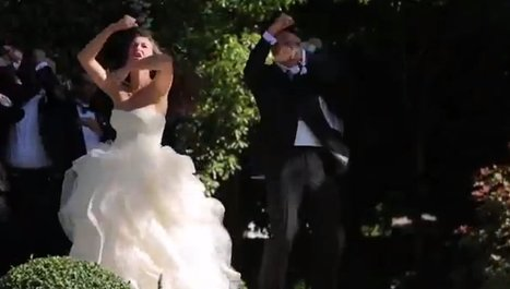 'Call Me Maybe' Wedding Flash Mob Gets All The Guests Dancing (VIDEO) - Huffington Post | Flashmob | Scoop.it
