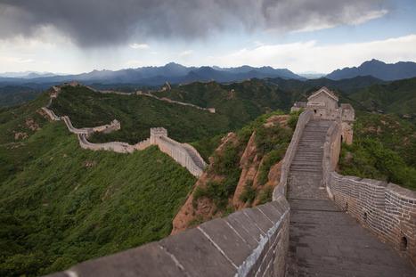 Pillée, la Grande Muraille de Chine a perdu 2000 kilomètres de sa longueur | ParisBilt | Scoop.it