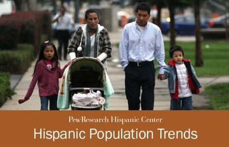 A Statistical Portrait of U.S. Hispanics | Horn APHuG | Scoop.it