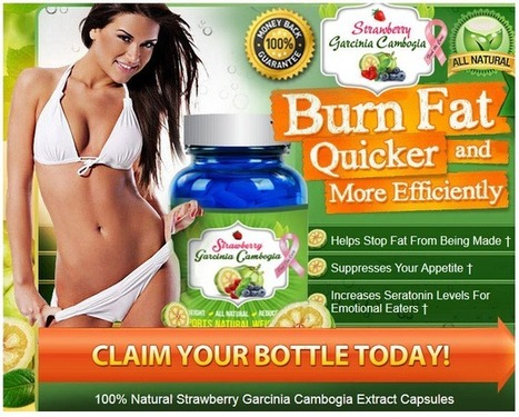 Strawberry Garcinia Cambogia – Want to Take Free Trial? | WHAT KIND OF STRAWBERRY GARCINIA CAMBOGIA | Scoop.it