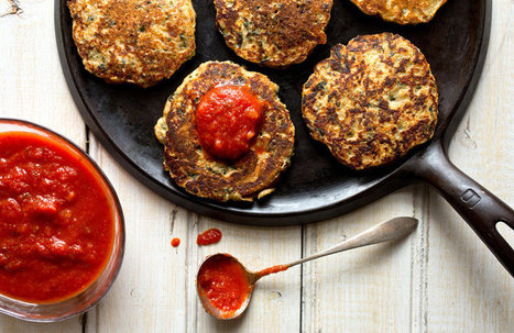 Amaranth, Ricotta and Greens Pancakes   Healthy Eating - Recipes, Food News   Scoop.it