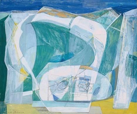 'Glacier Crystal, Grindelwald', Wilhelmina Barns-Graham | Tate | Glaciers: Art and Science | Scoop.it