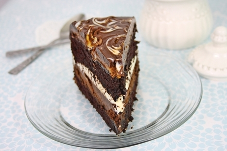 Tort Tuxedo/ Tuxedo cake | gabriela cuisine - recipes | gabrielacuisine | Scoop.it