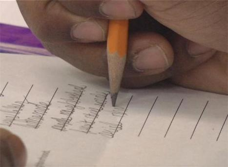 Cursive handwriting leaving classrooms | Pediatric Occupational Therapy | Scoop.it