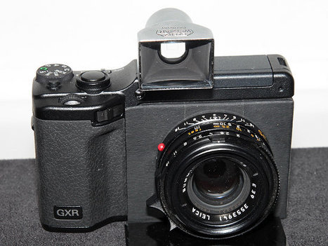 Ricoh to announces Leica unit for the GXR system | Photography Gear News | Scoop.it