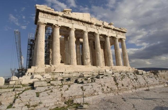 Clooney wife in Greece marbles talks | BBC News | Kiosque du monde : A la une | Scoop.it