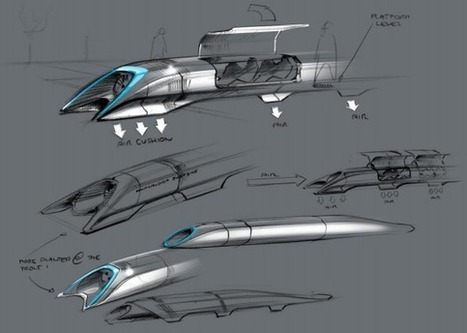 È ufficiale: Elon Musk avrà presto il suo hyperloop | Indexceeded | Scoop.it