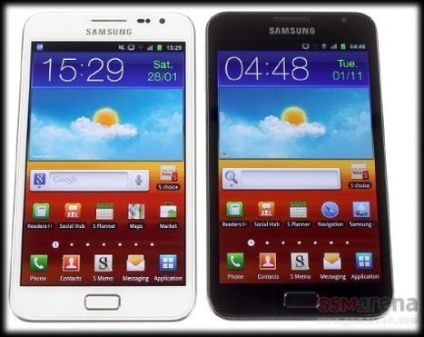 T-Mobile Samsung Galaxy Note Review, Pros And Cons Explained | Mobile IT | Scoop.it