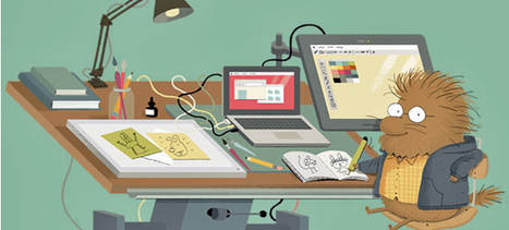 NetPublic » 5 jeux créatifs en ligne de lecture et d'écriture pour les jeunes | Animations multimédia jeunes | Scoop.it