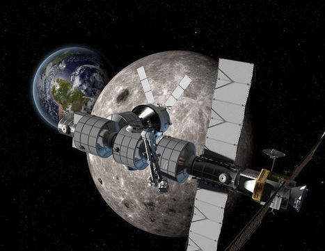 Boeing Eyes Moon-Orbiting Space Station as Waypoint to Mars | The NewSpace Daily | Scoop.it