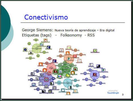 Conectivismo, texto original traducido con el que G. Siemens dio explicación del nuevo modelo de aprendizaje | Tecnologia Instruccional | Scoop.it