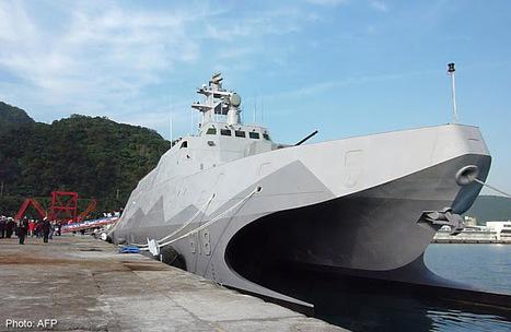 La Marine taïwanaise interrompt les essais de sa corvette furtive Tuo Jiang en raison de sérieux défauts de conception | Newsletter navale | Scoop.it
