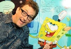 Tom Kenny Finds his Voice as SpongeBob SquarePants   Backstage.com   Drama   Scoop.it
