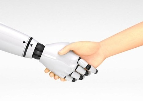 Human-Robot Collaboration - Collaborative Robots and Vision Systems | Corporate Social Business | Scoop.it