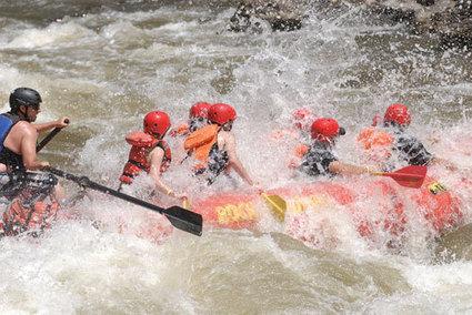 Rafting Colorado River - Glenwood Zip Line | Colorado Whitewater Rafting Trips - Vail Rafting Adventures | Scoop.it