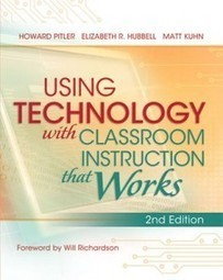 Reflections from an Elementary School Principal: Using Technology with Classroom Instruction that Works | Elementary LIbrary Media | Scoop.it