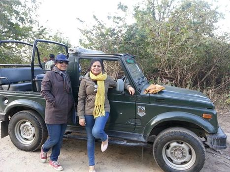 An Unforgettable Wildlife Journey @ Jim Corbett National Park - India - WorldNomads.com | Wildlife in India | Scoop.it