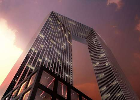 Exclusive: MUST-SEE Video Reveals NYC's Next Glittering Skyline Icon | The Architecture of the City | Scoop.it