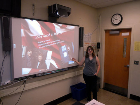 PHOTO: Students Experience International Business At ALJ High School - NJ TODAY | Amazing Rare Photographs | Scoop.it