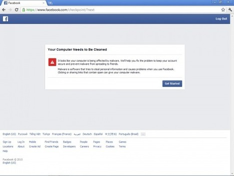Kaspersky protège votre compte Facebook | Ager Bestia Cibus (ABC) | Scoop.it