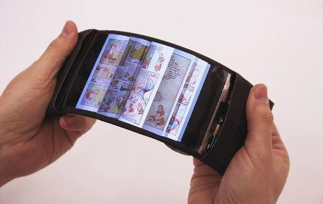ReFlex, un móvil flexible que cambia en función de cómo lo dobles | Mobile Technology | Scoop.it