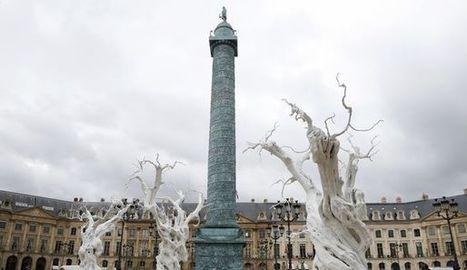 Installation au Petit Palais et nouveaux espaces: la Fiac marque son ambition | TYPOGRAPHIE | Scoop.it