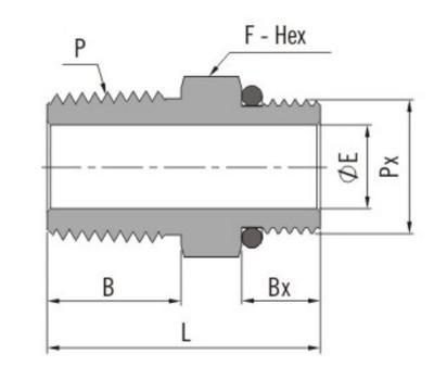 Threaded Pipe Fittings | Needle Valves ,ball valves,tube fittings,ect. | Scoop.it