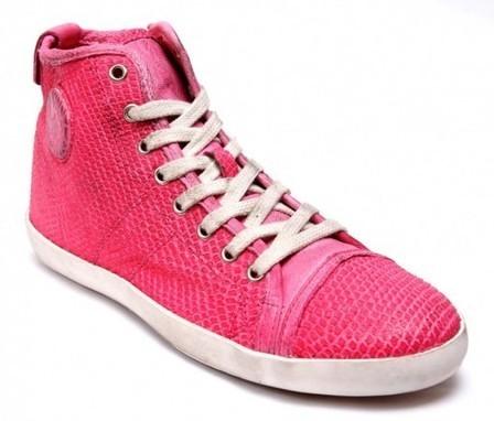 Dans le style glam' grunge, je demande les baskets Koah   la Mode i love it   Scoop.it