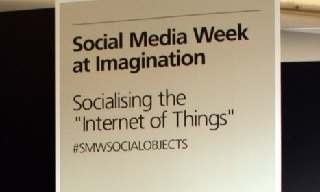 A social Internet of Things. How should our buildings and belongings communicate?   SIGFOX   Scoop.it