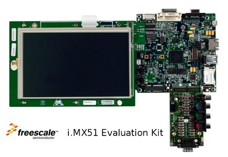 Freescale i.MX Overview, SDK and Development Boards | Embedded Systems News | Scoop.it