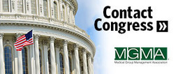 MGMA urges Congress to permanently repeal the SGR | Healthy Vision 2020 | Scoop.it