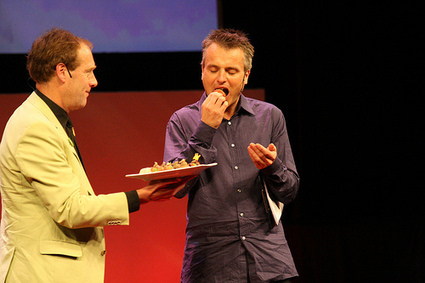TEDxAmsterdam » Why not have an insect, or two?   Entomophagy: Edible Insects and the Future of Food   Scoop.it