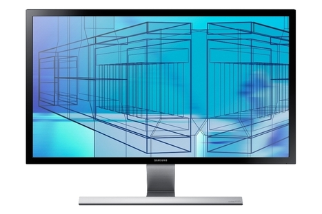 Samsung U28D590D 28 inch UHD (4K) Monitor | Ultra High Definition Television (UHDTV) | Scoop.it