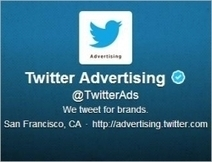 Twitter Ads API Gives You More Advertising Options | Flash Business & Finance News | Scoop.it