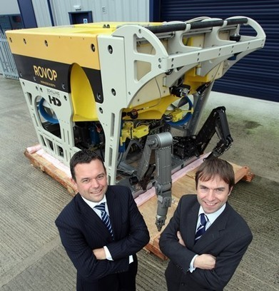 Ceona awards £45m contract to ROVOP, creating 50 jobs - OilVoice (press release) | Subsea | Scoop.it