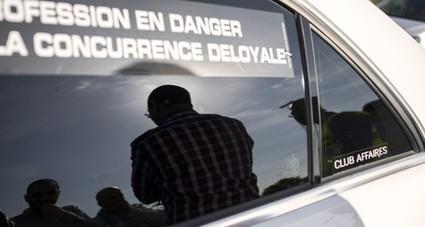 VTC-taxis : l'avenir radieux des professions réglementées   Startups & Lobbying   Scoop.it