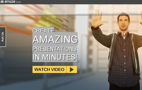 emaze - Amazing Presentations in Minutes | E-Learning and Online Teaching | Scoop.it