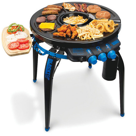 Deep Frying Portable Grill | Home Stuff | Scoop.it