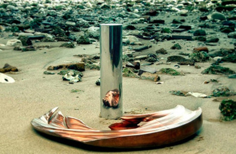 Anamorphic Sculptures | Place Holder Title | Scoop.it