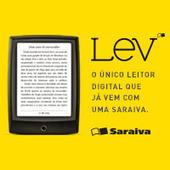 Lev o único leitor digital que já vem com uma Saraiva | Evolução da Leitura Online | Scoop.it