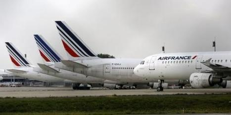 Air France dans le rouge pour la sixième année consécutive à cause de la grève | Logistique et Transport GLT | Scoop.it