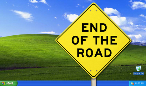 Microsoft: XP End of Life an Important Security Milestone | Technology by Mike | Scoop.it