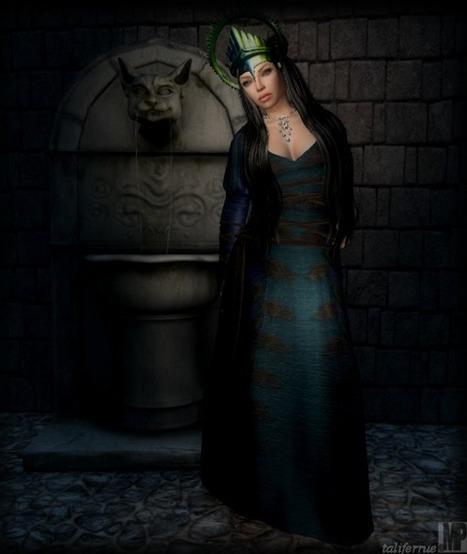 Dark Enchantress | @Melroo's Place | Second Life Goodies | Scoop.it
