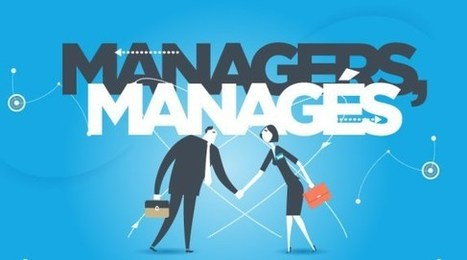 Infographie : relation manager / managés, quelles évolutions ? | Manager et être managé | Scoop.it